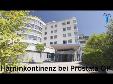 Standards für Prostatitis