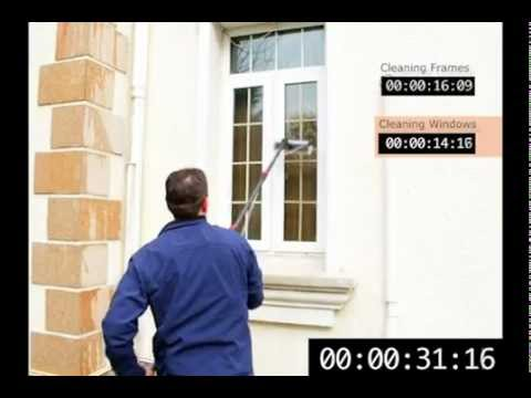 Water Fed Pole Training : The Fastest Way To Window Clean ...