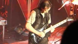 WARLORD - Black Mass - live in Athens, 27-4-2013