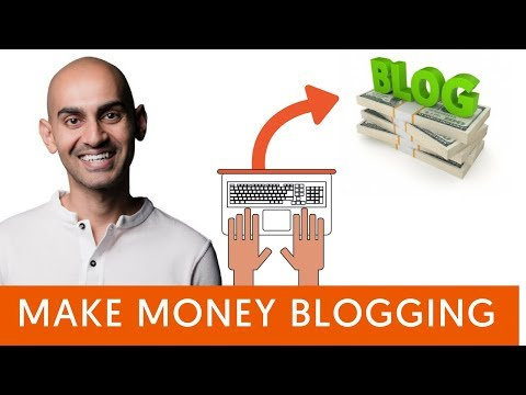 How to Start a Successful Blog and Make Money Online (Over $1,000 per Month)