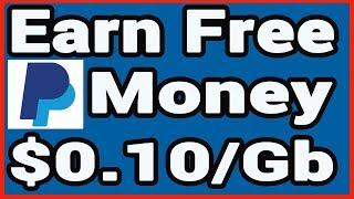 Earn Free Paypal Money Sharing Your Internet 💰 Make $0.10 Per Gb You Share
