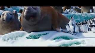 Happy Feet: Tupot małych stóp 2 (2011) zwiastun piosenka Pod ciężarem cierpienia