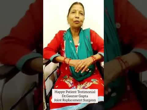 Happy patient testimonial