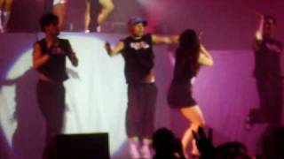 BASSHUNTER-I MISS YOU LIVE @ AECC DANCE NATION 2009