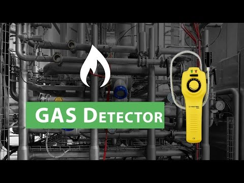 Gas Detector for Commercial and Industrial use | BG 30 - Vackerglobal