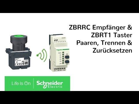 Schneider XB5AS8445 Pilzdrucktaster not-aus Rastend Drehentriegelung 1S+1/Ö