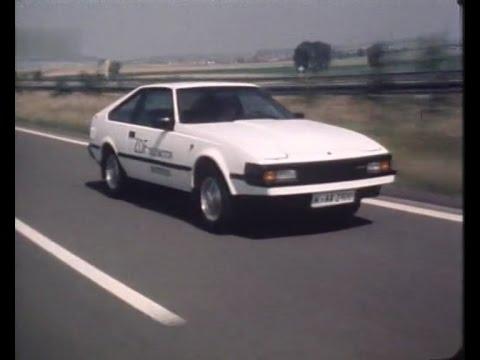 Autotest aus dem Jahre 1982 - Toyota Celica Supra MK2