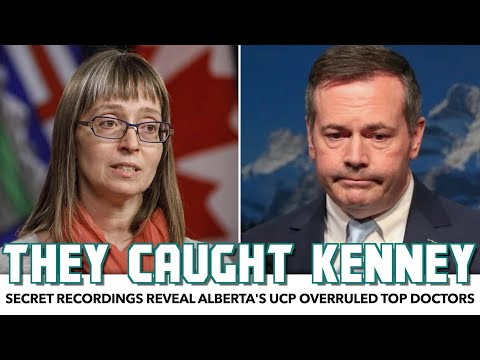 Secret Recordings Reveal Alberta's Conservatives Overruled Top Doctors