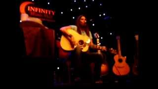 """Terri Clark """"I Just Called to Say Goodbye,"""" Live in Norfolk, CT, 3/9/12"""