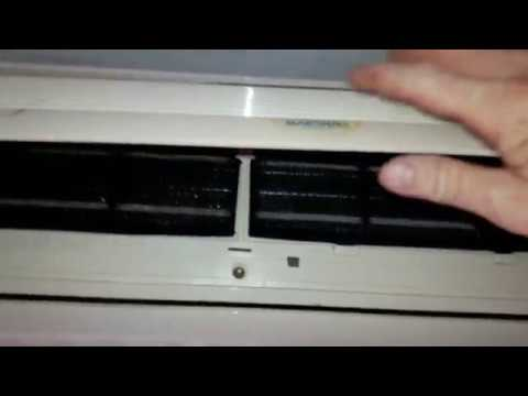 HOW TO CLEAN AIR CONDITIONING FILTERS - AIR CONDITIONING MAINTENANCE