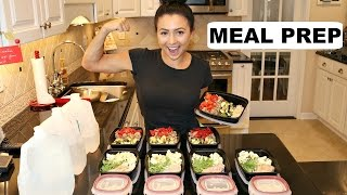 9 Low Calorie Meal Prep Ideas
