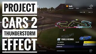 Project CARS 2, Extreme Thunderstorm PS4 (EighteeN O FivE)