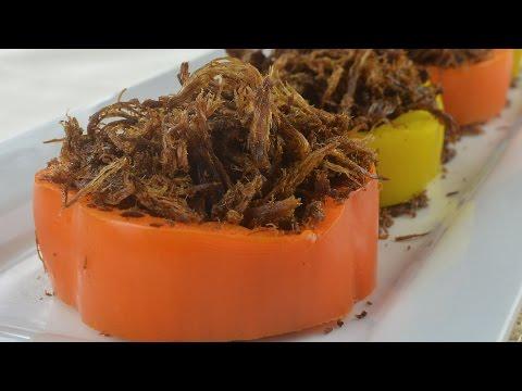 Dambu-Nama – Nigerian dried Beef floss