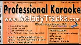 Jawan mohabbat jahan - Rafi KarAoke - www.MelodyTracks