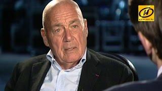 Владимир Познер в Минске, эксклюзивное интервью ОНТ   Kholo.pk