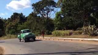 preview picture of video 'Autopista - Jaguey Grande (CUBA)'