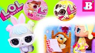Куклы ЛОЛ СБОРНИК МУЛЬТИКОВ #16 LOL Surprise Мультики про ЛОЛ Видео для Детей с Лалалупси Вероника