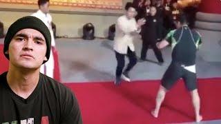 Wing Chun Kung Fu vs MMA BREAKDOWN