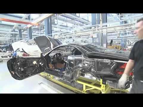Mercedes Benz Üretim Fabrikası