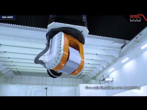 Máy gia công 5 trục tốc độ cao