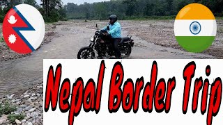 preview picture of video 'A trip to Nepal border'