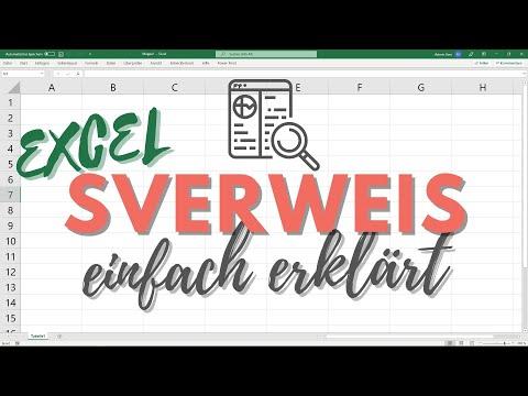 Sverweis einfach erklärt - Excel 2010, 2013 [HD, Tutorial, Anleitung]