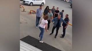 Драка у Ремикса в Якутске