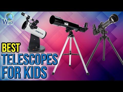 6 Best Telescopes For Kids 2017