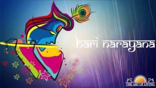 Hari Narayana Song | Chitra Roy | Art Of Living Bhajan