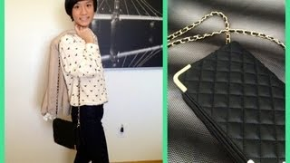 Casual Date Outfit, Makeup, and What to bring in you purse!