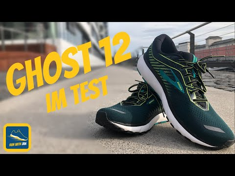 Brooks Ghost 12 im Test | Der neutrale Laufschuh