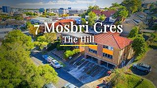 7 Mosbri Crescent, The Hill
