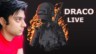 PUBG Mobile Live With  DracoGames