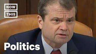 Democrat Blasts Trump Loyalists With Sharp 'Fire Alarm' Analogy   NowThis