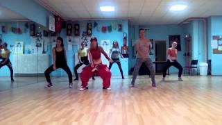 Busy signal-everybody move chorée de sab danse in
