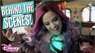 🎬 BEHIND THE SCENES With Audrey! | Descendants 3 | Disney Channel Africa