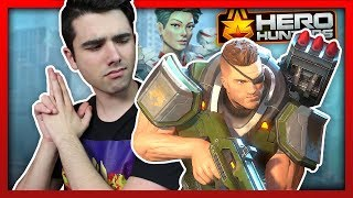 BUILDING THE MOST POWERFUL HERO TEAM!! Hero Hunters Gameplay Video