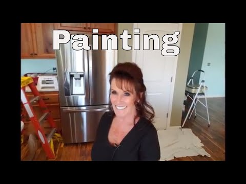 Painting Again With Linda's Pantry