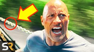 10 Details You Missed In Hobbs & Shaw