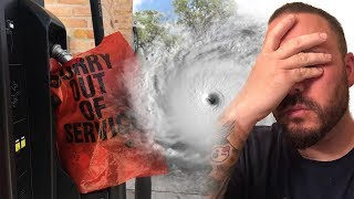 We Might Be Trapped In Florida (Hurricane Dorian)