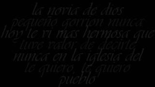 Rodrigo - la novia de dios