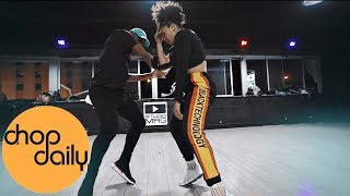 WSTRN Ft Unknown T   Medusa (Dance Class Video) | @gregcophy Choreography | Chop Daily