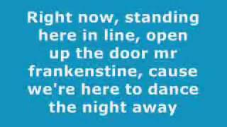 Manian - Welcome to the club [lyrics]