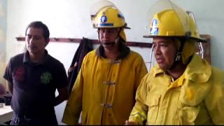 preview picture of video 'Salina Cruz demandas de bomberos que pertenecieron a Proteccion Civil Mi Oaxaca'