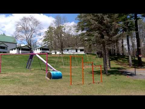 Nostalgic NH Playground Anchorage at the Lake