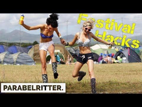 10 Festival Life-Hacks !   Der Dunkle Parabelritter