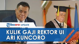 Kulik Gaji Rektor UI, Jadi Perbincangan karena Rangkap Jabatan, Dapat Bonus Tambahan hingga Rp10 M