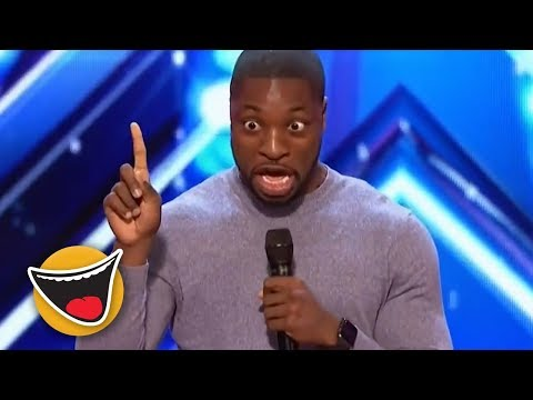 Funniest STAND UP Comedy On Got Talent You'll EVER See