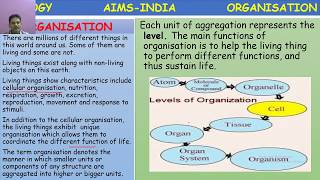 AIMS TODAY Live Stream – 3RD JUNE 2020 – 9TH CLASS – BIOLOGY (5 PM TO 5:45 PM SESSION)