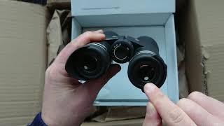 Unboxing del binocolo Steiner Wildlife 8x42